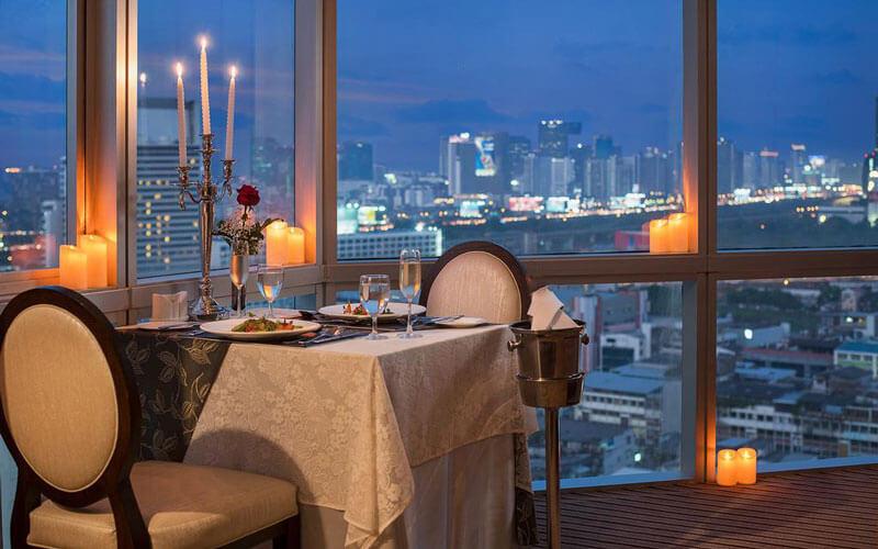 هتل The Berkeley Pratunam Bangkok