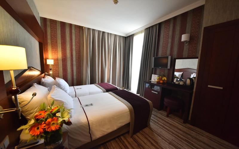 هتل تقسیم گونن استانبول