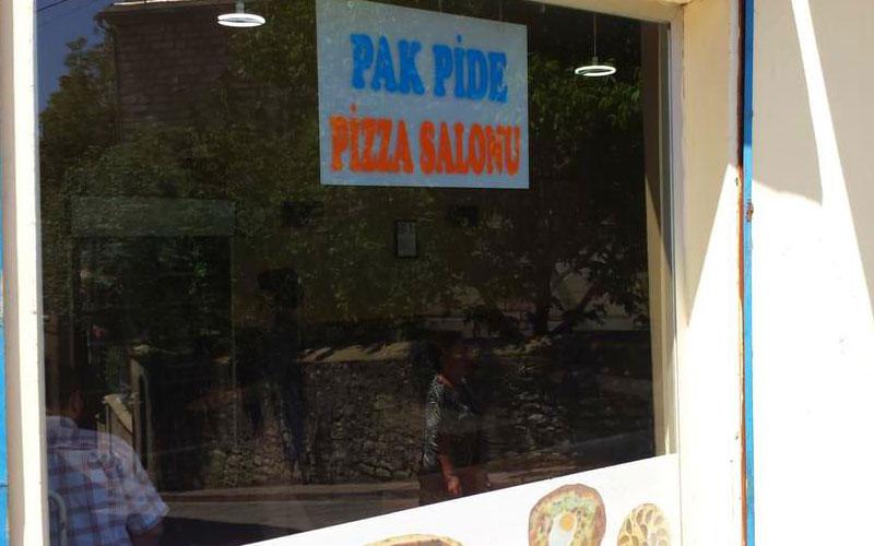 رستوران پاک پیده اند پیتزا سالنو استانبول