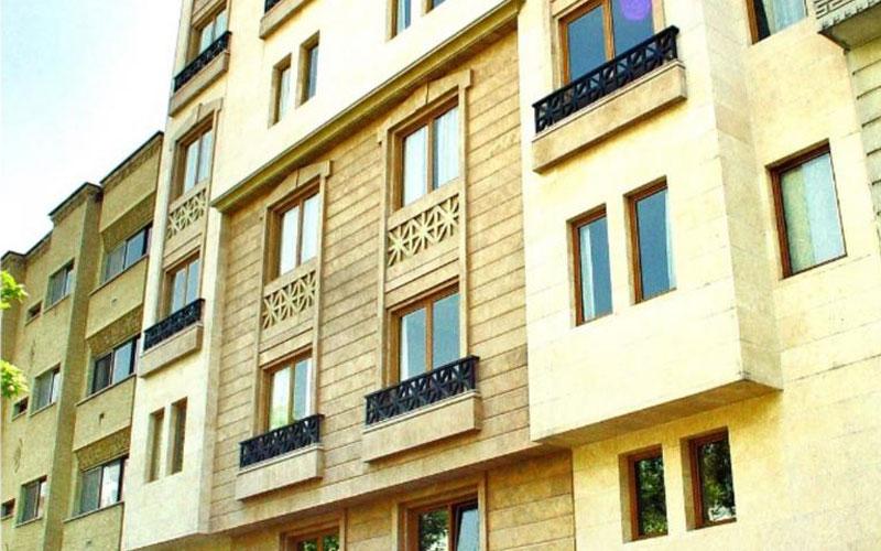هتل آپارتمان جم تهران