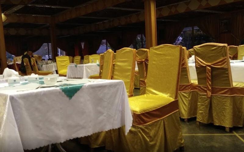 هتل جهانگردی سراب کیو خرم آباد