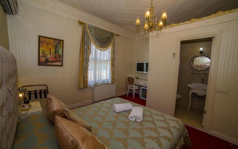 هتل HHK Hotel Istanbul