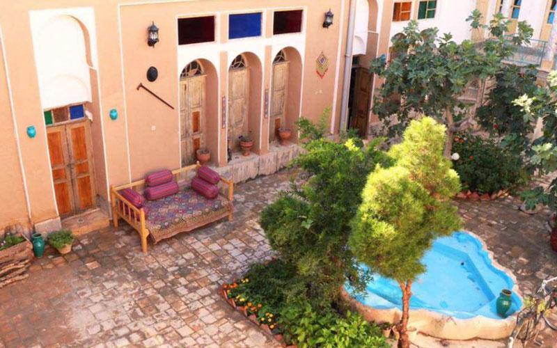 اقامتگاه بومگردی اشکانی اصفهان