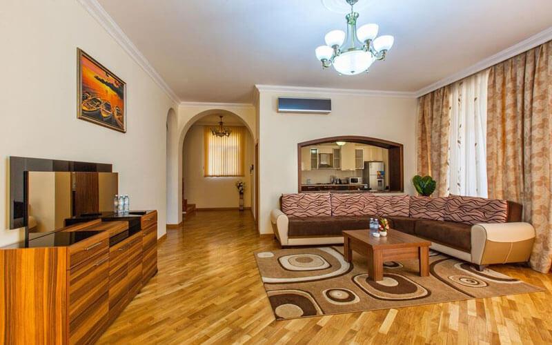 هتل Greencity Resort and Residence Baku