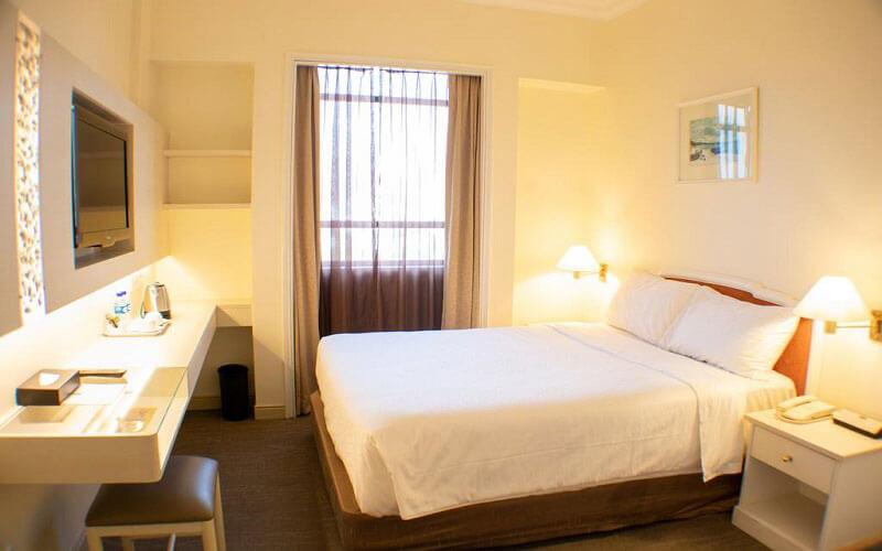 هتل کوالیتی مارلو سنگاپور