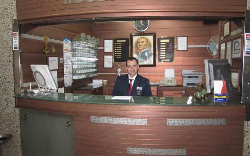 هتل Alican 1 Hotel Izmir