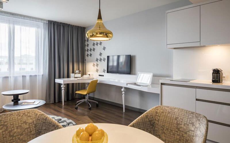 هتل كاپری بای فریزر فرانكفورت