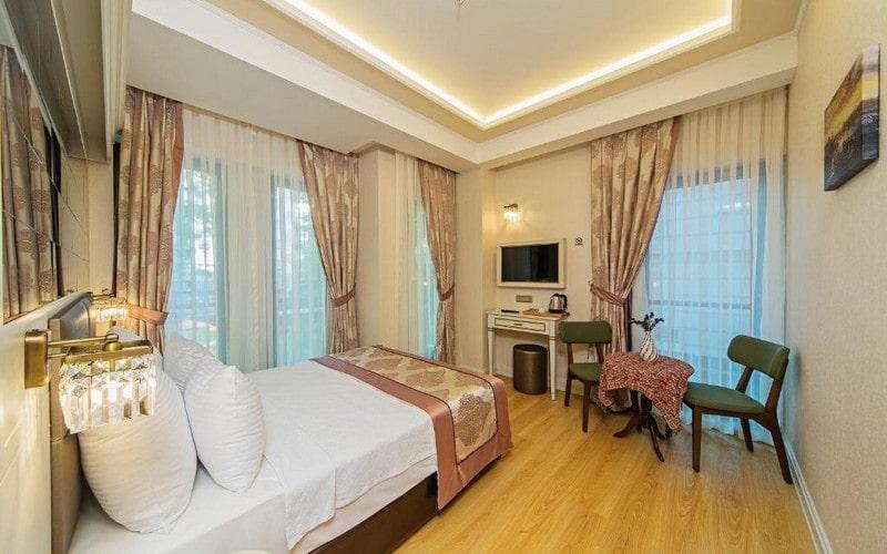 هتل Grand Naki Hotel Istanbul