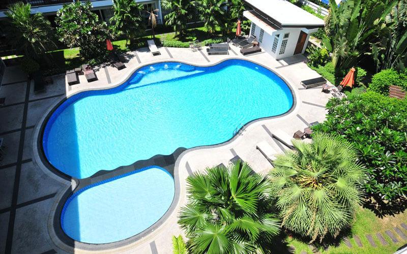 هتل بی اس رزیدنس سووارنابومی بانکوک