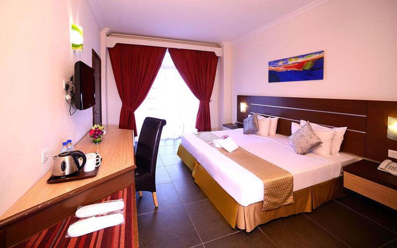 هتل بلا وسیتا اکسپرس لنکاوی