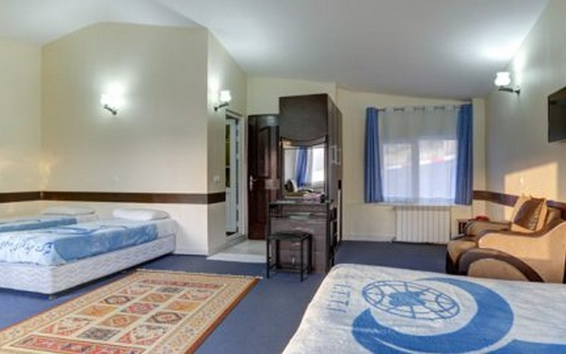 هتل جهانگردی مریوان