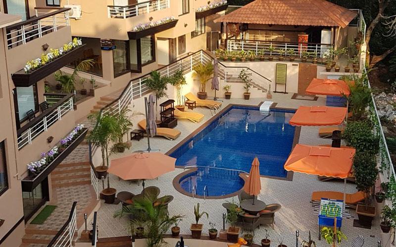 هتل لا سونیلا گوا