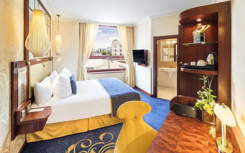 هتل Occidental Praha Wilson Prague