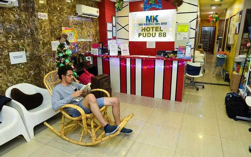 هتل Hotel Pudu 88 Kuala Lumpur