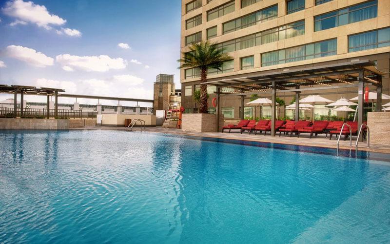 هتل Swissotel Al Ghurair Dubai