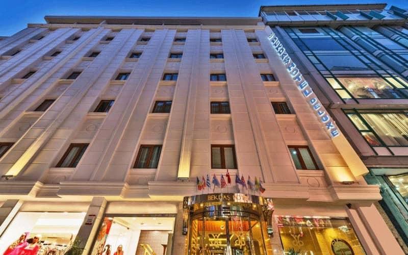 هتل Bekdas Hotel Deluxe & Spa Istanbul