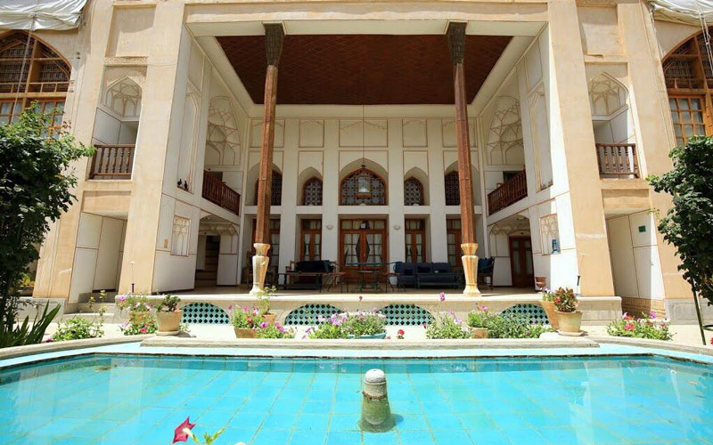 هتل سنتی بخردی اصفهان