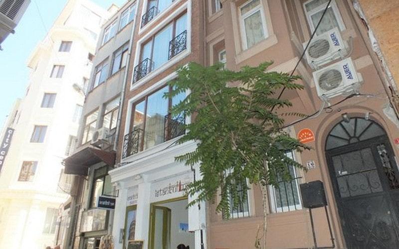 هتل Taksim 9 Suites Apartments Istanbul