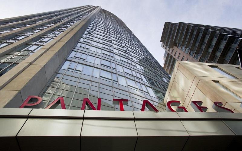 هتل پانتاجس تورنتو