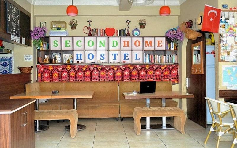 هتل Second Home Hostel Istanbul