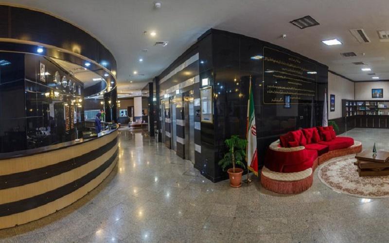 هتل فرهنگ و هنر مشهد