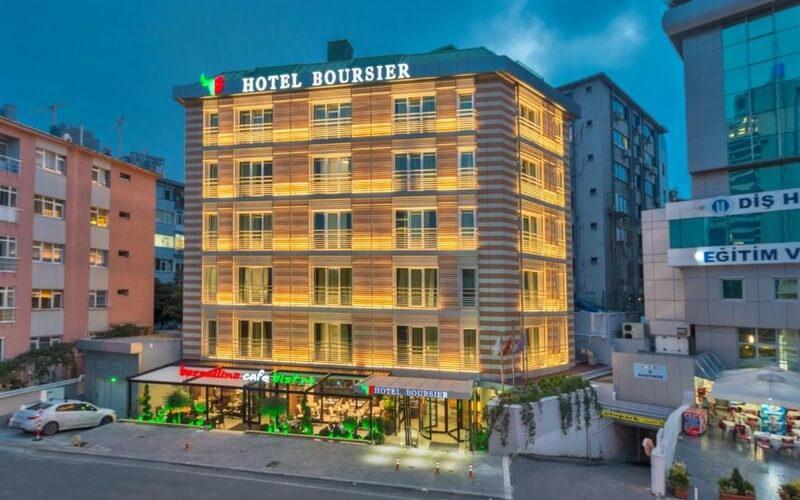 هتل Hotel Boursier 1 and Spa Istanbul