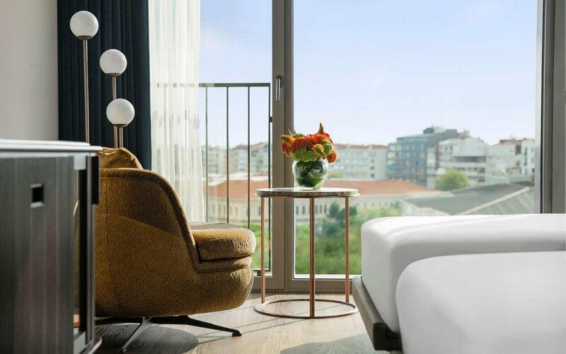 هتل Nish Palas Istanbul In The Unbound Collection