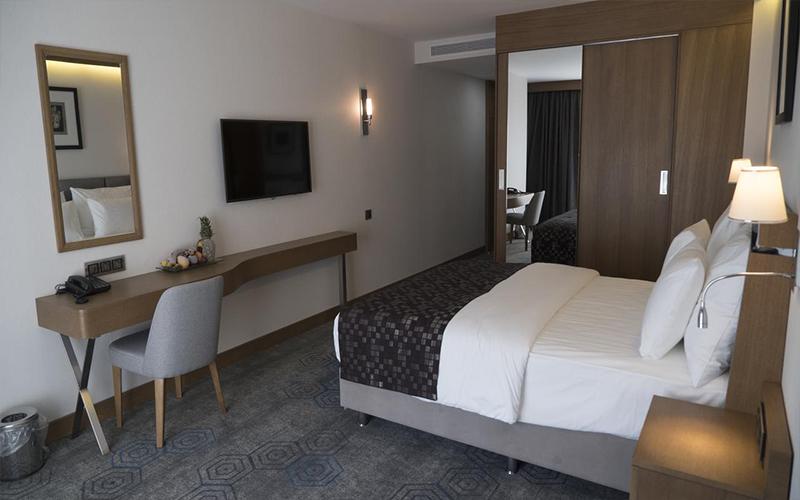 هتل یوکسل ینی کاپی استانبول