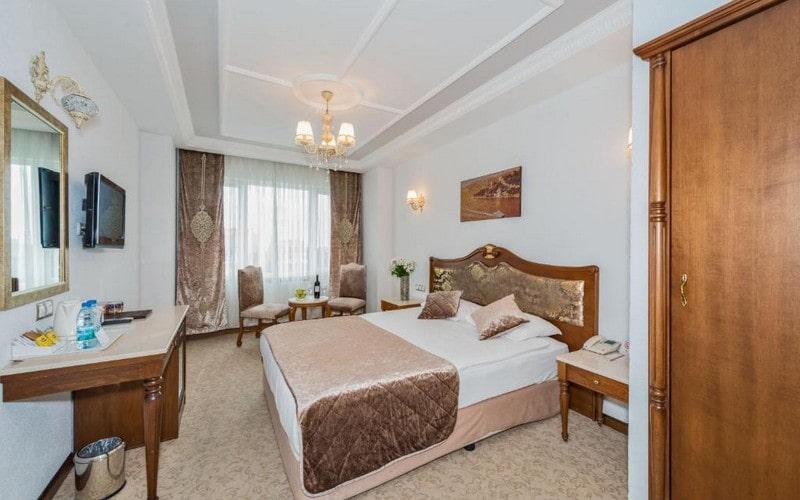 هتل Antis Hotel Istanbul