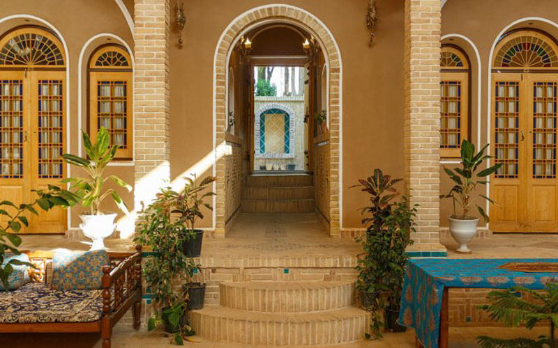 هتل سنتی یزد
