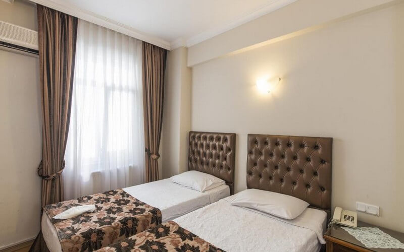 هتل Sultans Inn Istanbul