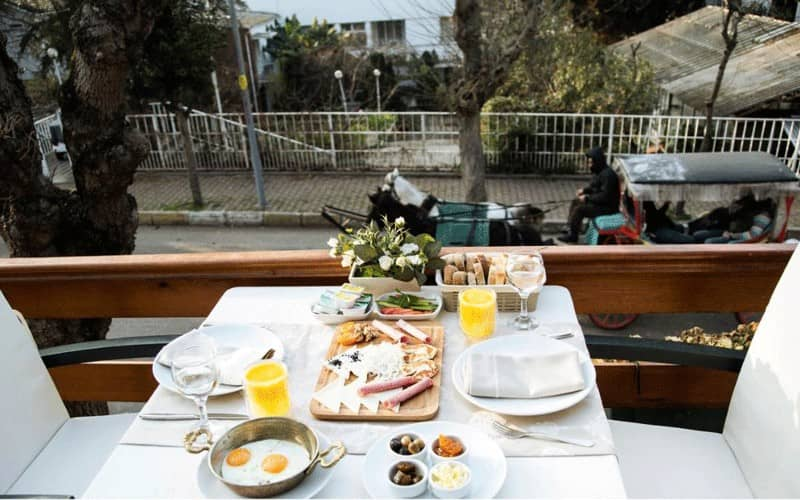 هتل Nizam Butik Otel Buyukada Istanbul