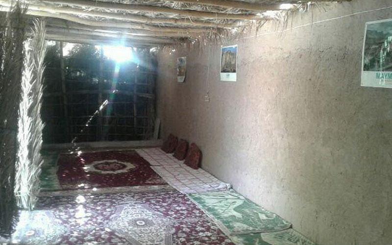 اقامتگاه بوم گردی کلوت کرمان