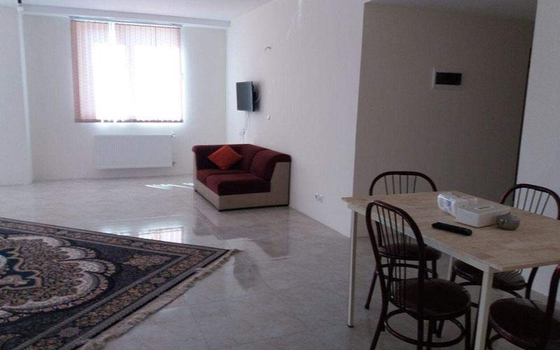هتل آپارتمان خانه مسافر برج سپید همدان