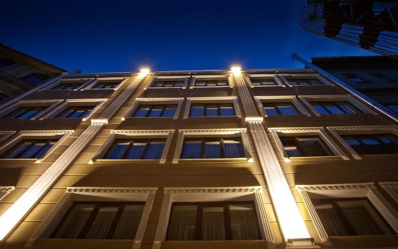 هتل Peninsula Galata Hotel Istanbul