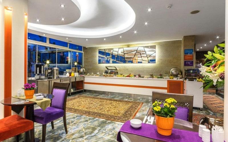هتل The Magnaura Palace Hotel Istanbul