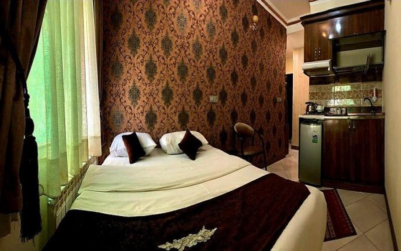 هتل آپارتمان ارمغان ۱ مشهد