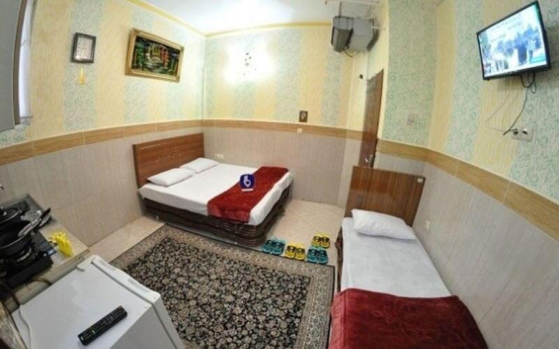 خانه مسافر اقامت مشهد