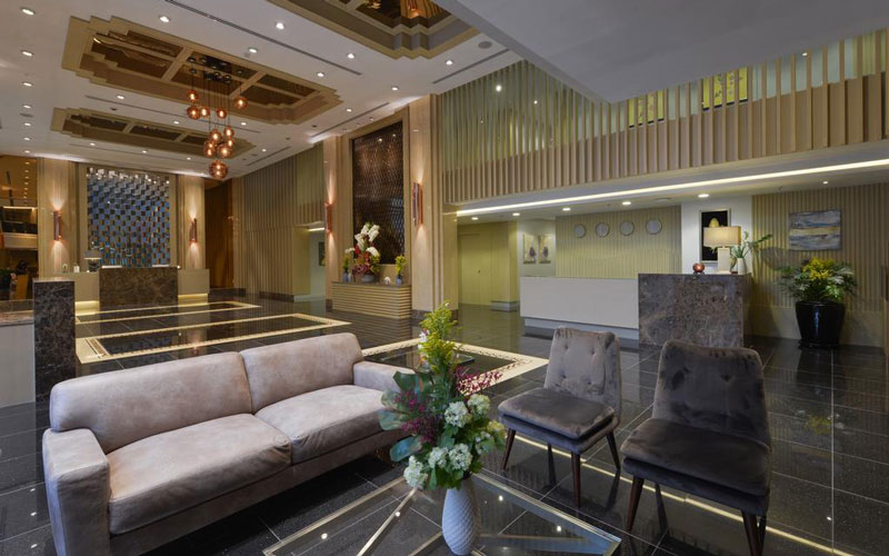 هتل Le D