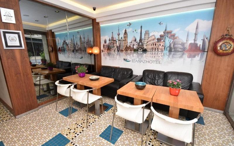 هتل Elanaz Hotel Istanbul