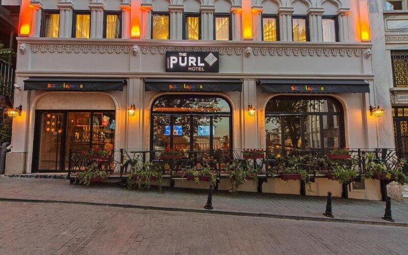 هتل The Purl Hotel Istanbul