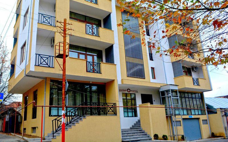 هتل جی ان جی تفلیس