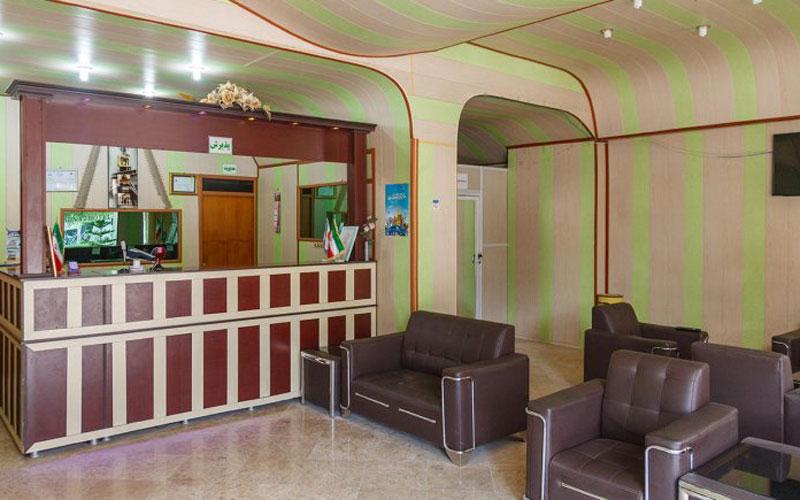 هتل آپارتمان شادناز ۱ قشم