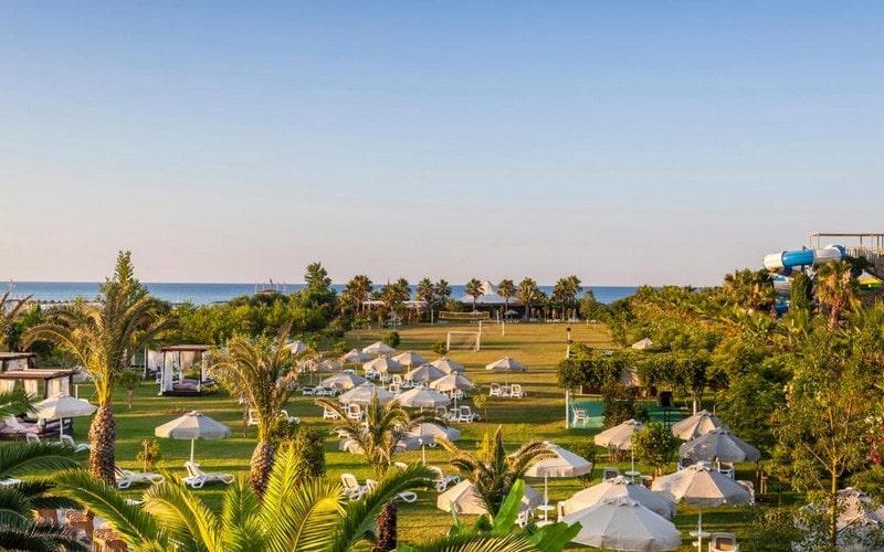 هتل Melas Lara Hotel Antalya