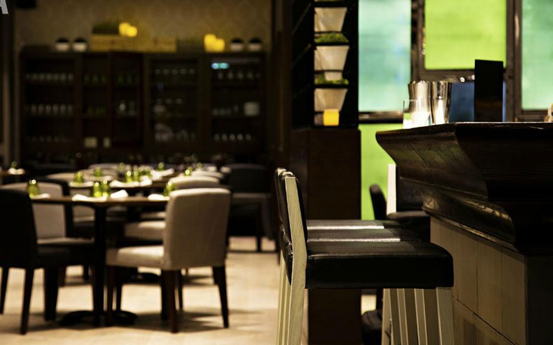 رستوران بوکا دبی