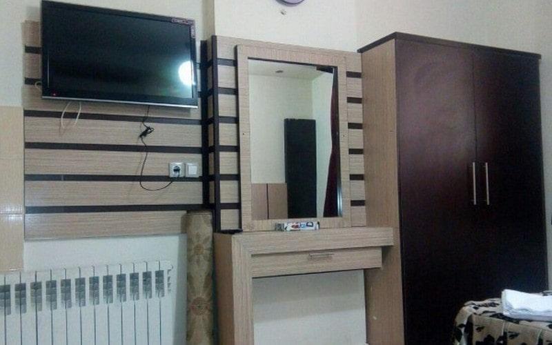هتل آپارتمان لاوان (جمکران سابق) مشهد
