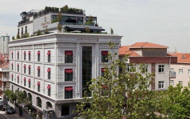 هتل Cityloft 81 Istanbul