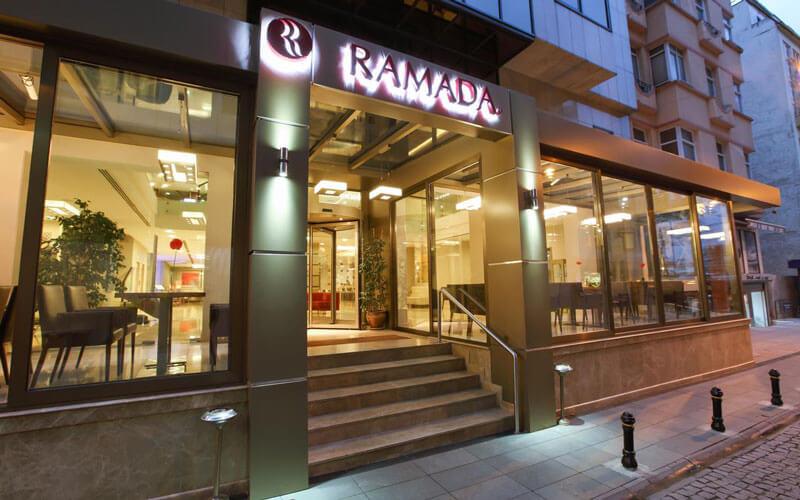 هتل Ramada By Wyndham Taksim Istanbul