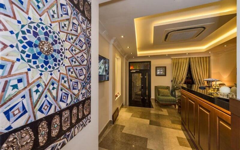 هتل Four Doors Hotel Istanbul