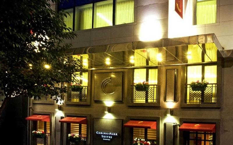 هتل Carina Park Suites Nisantasi Istanbul